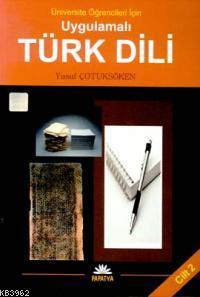 Uygulamalı Türk Dili 2 Cilt