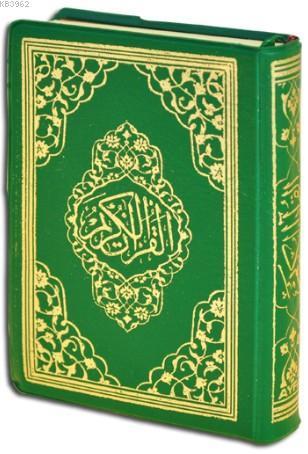 Kur'an-ı Kerim (Ayfa-064, Cep Boy, Mühürlü)
