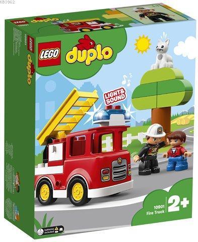 Lego Duplo 10901 İtfaiye Arabası