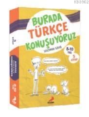 Burada Türkçe Konuşuyoruz (5 kitap)