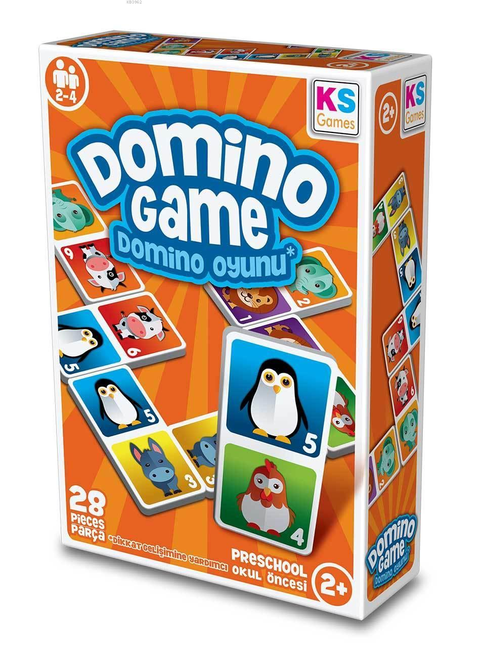 KS Games Dg 805 Domino Oyunu