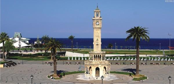 Anatolian Puzzle  İzmir Saat Kulesi 3775 1500 Parça