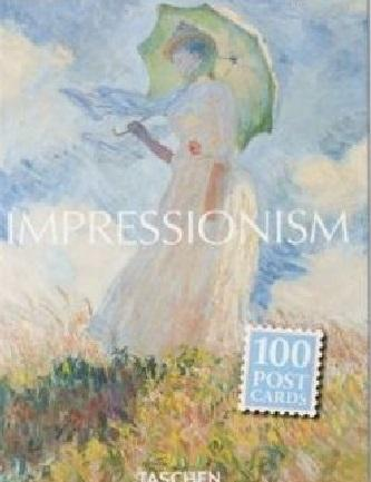 Impressionism; 100 Postcards in a Cardboard Case
