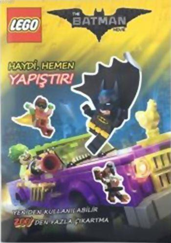 Lego The Batman Movie Haydi, Hemen Yapıştır!