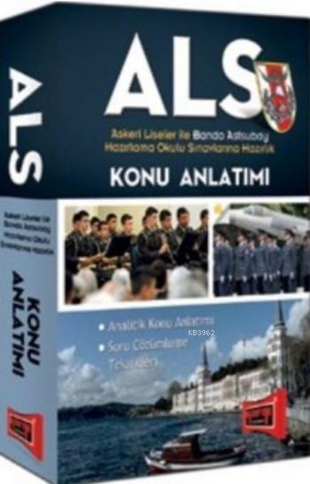ALS Askeri Liseler ile Bando Astsubay Hazırlama Okulu Sınavlarına Hazırlık Konu Anlatımı