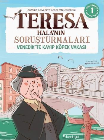 Teresa Hala'nın Soruşturmaları; Venedik'te Kayıp Köpek Vakası