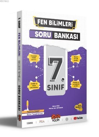 7. Sınıf Fen Bilimleri Soru Bankası