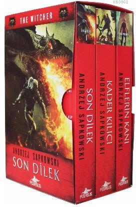 The Witcher Serisi Kutulu Özel Set (3 Kitap)
