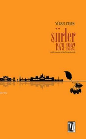 Şiirler; 1979-1992
