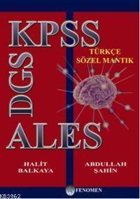 Kpss - Dgs - Ales; Türkçe Sözel Mantık