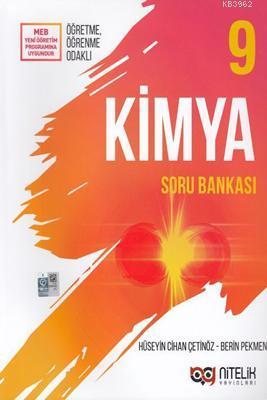Nitelik Yayınları 9. Sınıf Kimya Soru Bankası Nitelik