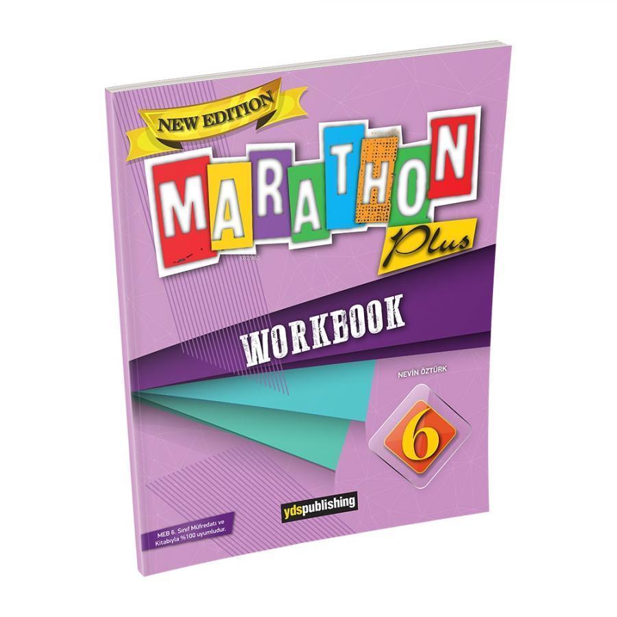 YDS Publishing New Edition Marathon Plus Grade 6 Workbook
