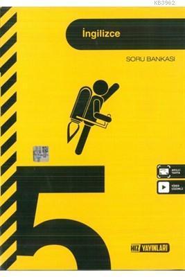 5. Sınıf İngilizce Soru Bankası Hız Yayınları