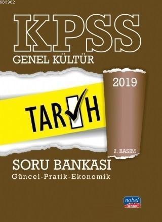 2019 KPSS Soru Bankası Genel Kültür Tarih