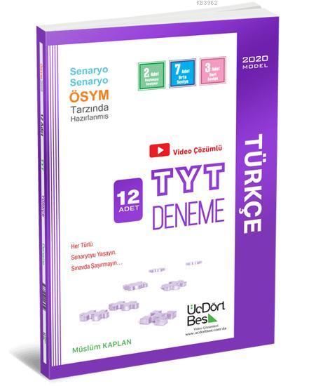 TYT - Türkçe Deneme