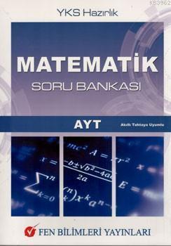 AYT Matematik Soru Bankası; Akıllı Tahtaya Uyumlu