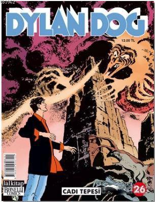 Dylan Dog Sayı 26; Cadı Tepesi