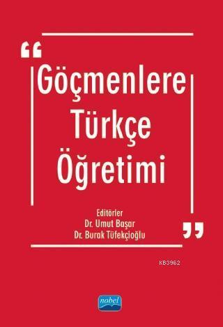 Göçmenlere Türkçe Öğretimi