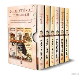Sabahattin Ali Tüm Eserleri (6 Kitap Kutulu Set)