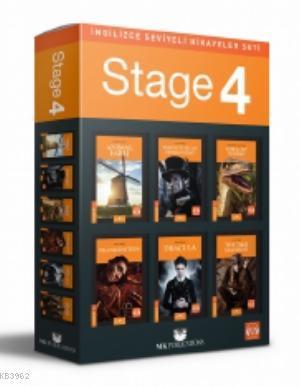 İngilizce Hikaye Seti - Stage 4