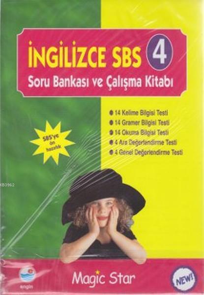 İngilizce SBS 4 - Soru Bankası ve Çalışma Kitabı SBS'ye Ön Hazırlık