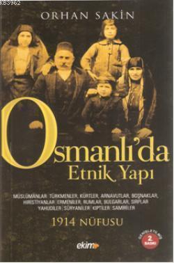 Osmanlı'da Etnik Yapı; 1914 Nüfusu