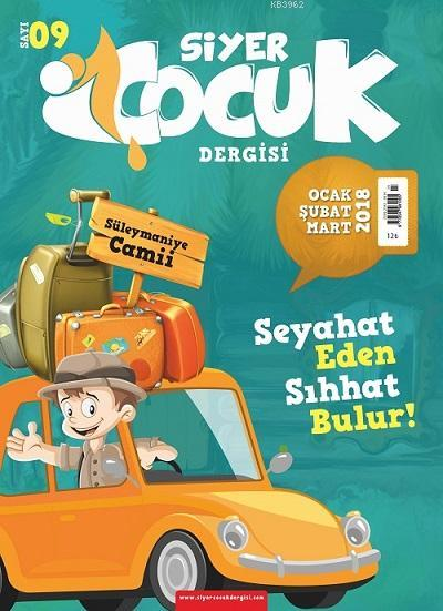 Siyer Çocuk Dergisi - 9. Sayı