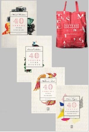40 Soruda Serisi - Post Öykü Dergi Hediyeli