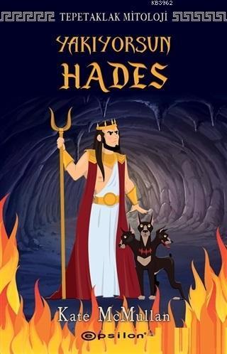 Yakıyorsun Hades - Tepetaklak Mitoloji