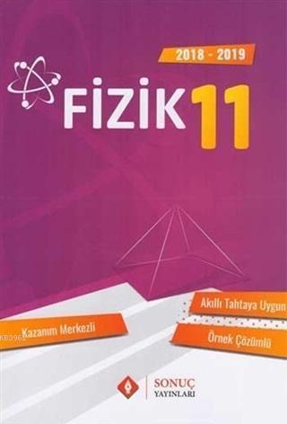 11. Sınıf Fizik Kazanım Merkezli Sonuç Yayınları