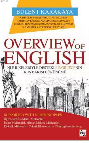 Overview of English; NLP İlkeleriyle Destekli İngilizcenin Kuş Bakışı Görünümü