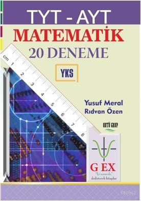TYT-AYT Matematik 20 Deneme
