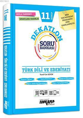 11.Sınıf Türk Dili ve Edebiyatı Dekatlon Soru Bankası