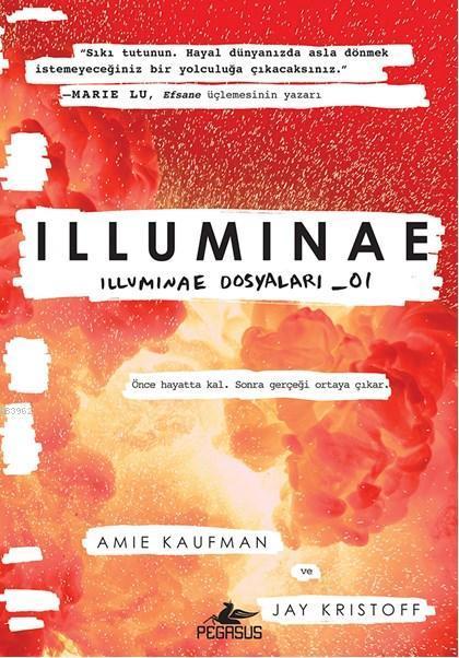İlluminae; İlluminae Dosyaları  01