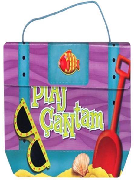 Minik Çantalar Dizisi - Plaj Çantam