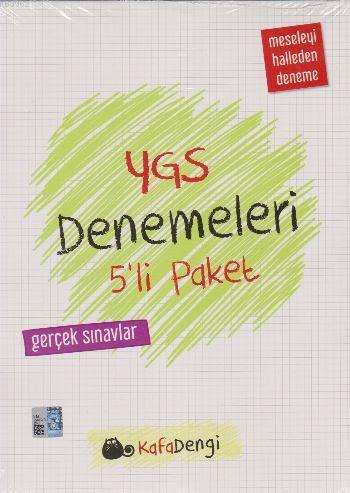 Kafadengi YGS Denemeleri 5'li Paket