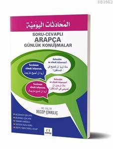 Soru Cevaplı Arapça Günlük Konuşmalar
