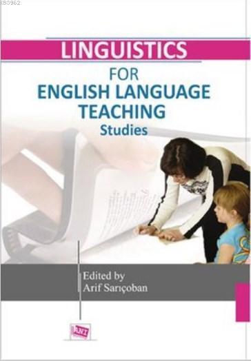 Linguistics for English Language Teaching Studies