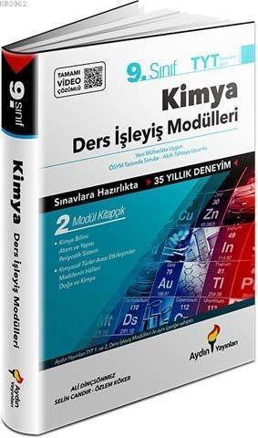 Aydın Yayınları 9. Sınıf Kimya Ders İşleyiş Modülleri Aydın