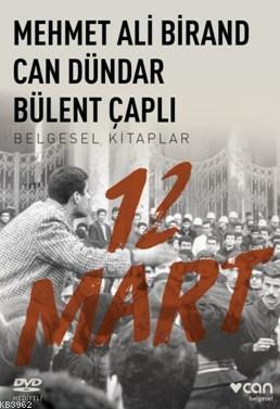 Mehmet Ali Birand Can Dündar Bülent Çaplı; 12 Mart (Dvd'li)