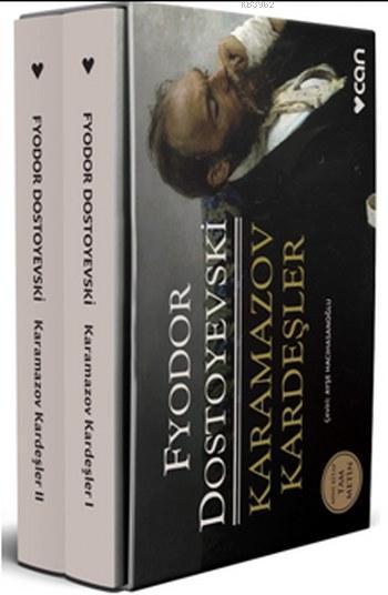 Karamazov Kardeşler (Mini Kitap)