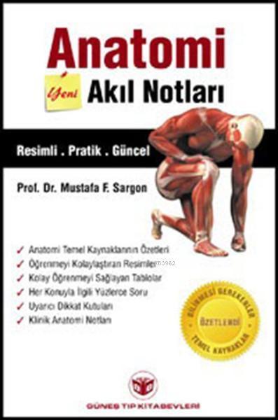 Anatomi Akıl Notları
