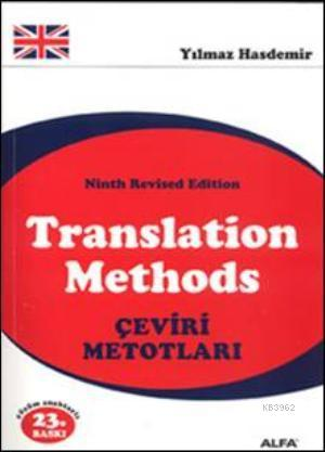 Translation Methods; Çeviri Metotları