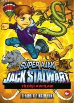 Süper Ajan Jack Stalwart 6; Fildişi Avcıları