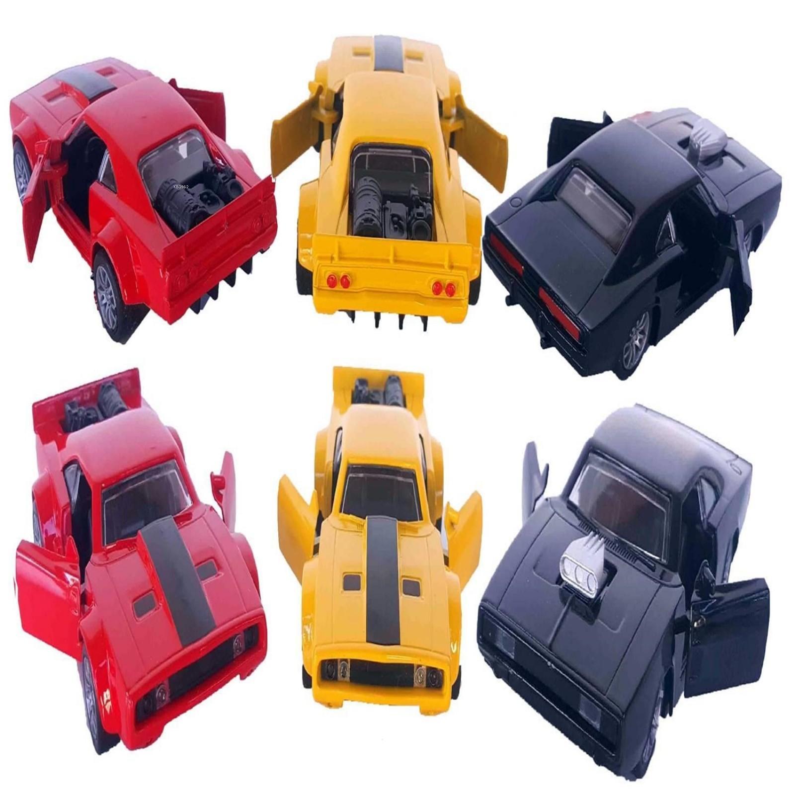Tigoes Toys Çek Bırak Metal Araç  F1106