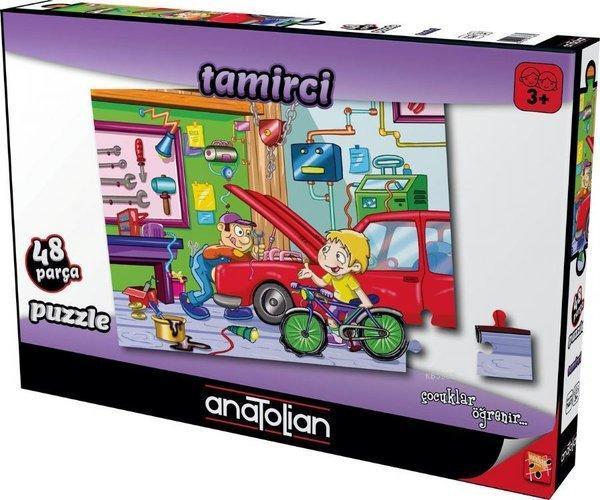Anatolian Puzzle 48 Parça Tamirci
