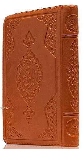 B.Cep Boy Kur'an-ı Kerim (Taba Renk, Kılıflı, Mühürlü)