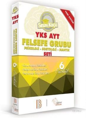 YKS Felsefe Grubu Sınav Koçu Kon.Anl.Soru Bankası2019