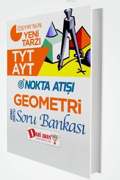 TYT AYT Nokta Atışı Geometri Soru Bankası