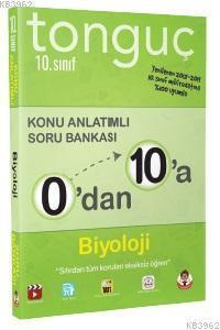 0'dan 10'a Biyoloji Konu Anlatımlı Soru Bankası; Biyoloji